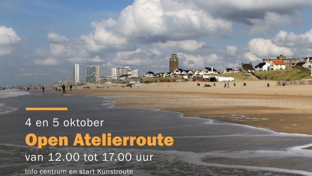 Kunstkracht 12, kunstroute in Zandvoort 4 & 5 oktober