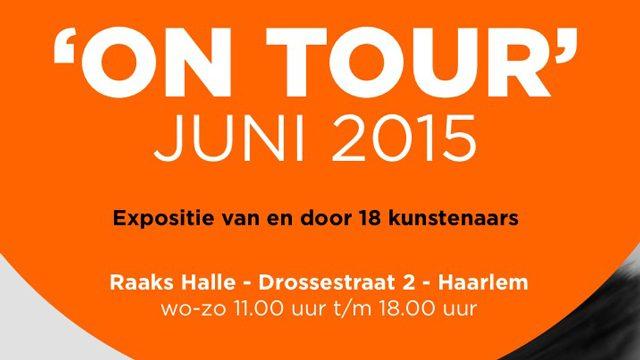 Expositie De Kunstkelder Haarlem Juni 2015