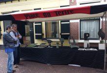 Zaterdag 26 Augustus zijn de beelden van Jan van den Bos in Oterleek te zien