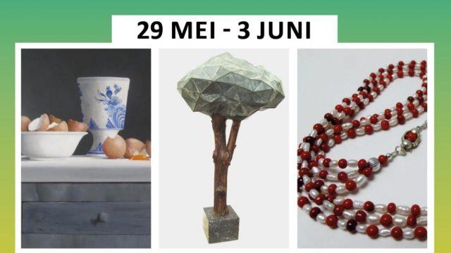 Zomerkunst 29 mei - 3 juni in Nieuwkoop